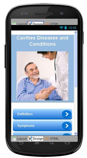 Cavities Disease Symptoms