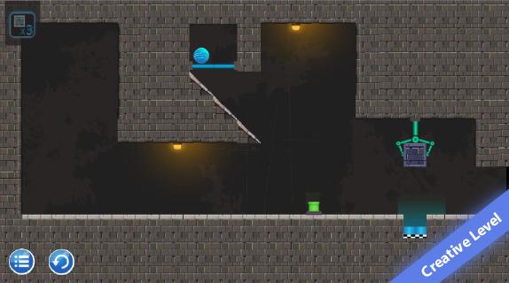 Light Ball - screenshot