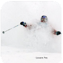 Jelly Bean Skiing Powder Pro logo