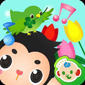 リズムタップ 赤ちゃん幼児子供向けのアプリ知育音楽ゲーム無料