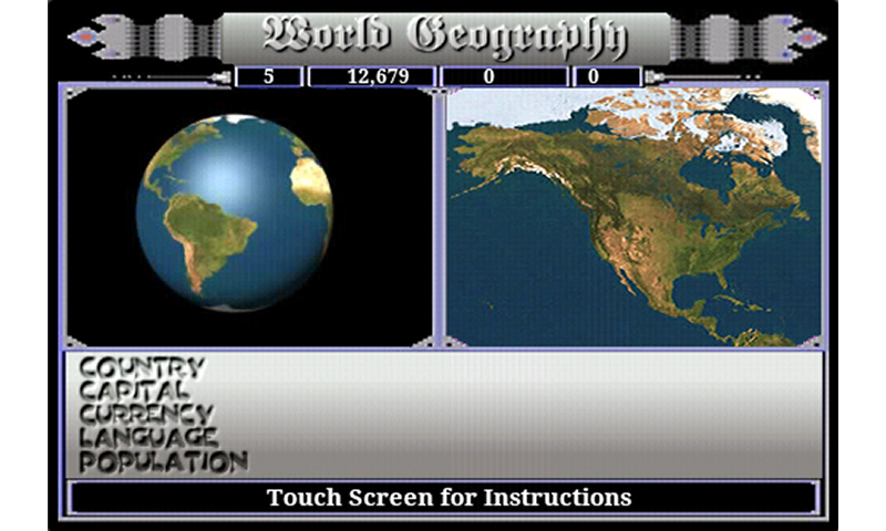 World Geography - screenshot
