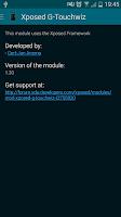 Screenshot of Xposed G-Touchwiz