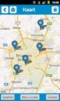 Screenshot of DirectLease Drivers App