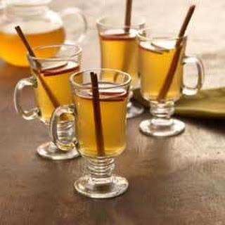 Tropical Tea-mulled Cider.