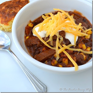 Moose Chili Recipe