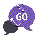 GO SMS THEME/TwinklingPlaid2 icon