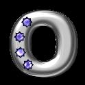 Bling-bling O Monogram logo