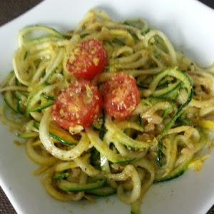SUGAR - FREE Simply Zucchini Noodles