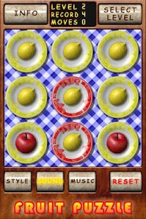 Fruit Puzzle- screenshot thumbnail