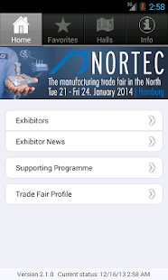 NORTEC- screenshot thumbnail