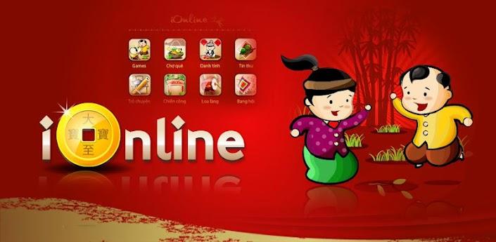 iOnline - đánh bài online