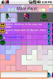 Maze Race - screenshot thumbnail