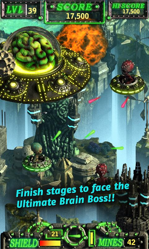 Zixxby: Alien Shooter- screenshot