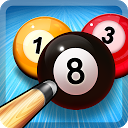 8 Ball Pool v3.9.1 Mega Mod (large ball trajectory)