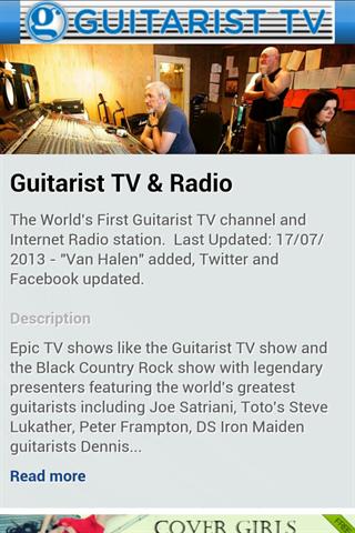 Guitarist TV