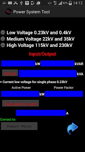 Power System Tool