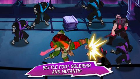 TMNT: Brothers Unite Screenshot 3