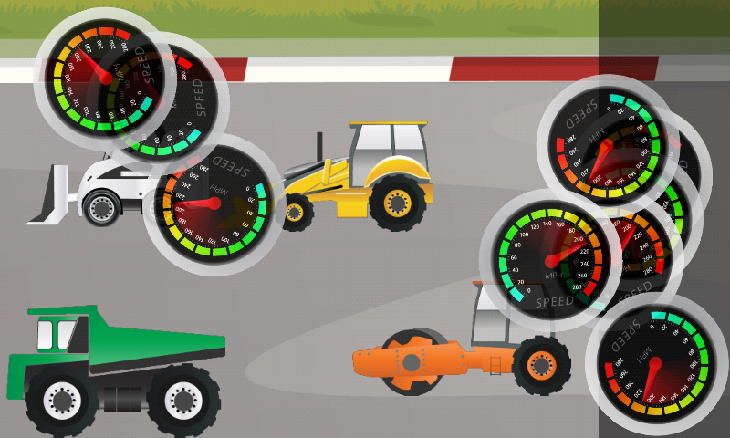 Puzzle for Toddlers Cars Truck- screenshot