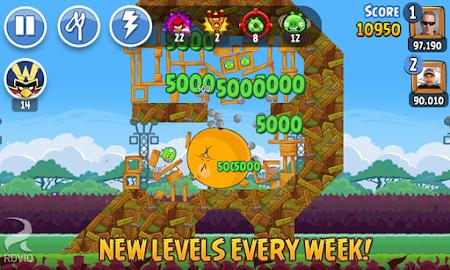 Angry Birds Friends Screenshot 21