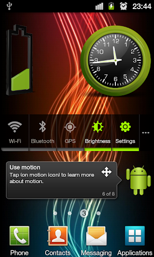 للبطارية Design Battery Widget v1.0,2013 bgB4YNrrQSKlRs7VLPpF