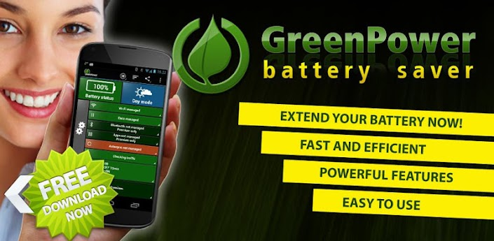 GreenPower Battery Saver Free