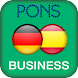 Spanish<>German BUSINESS