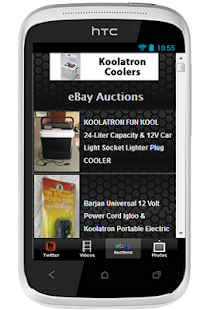 Koolatron Coolers - screenshot thumbnail