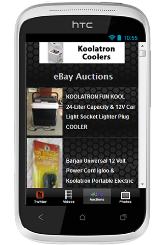 Koolatron Coolers - screenshot