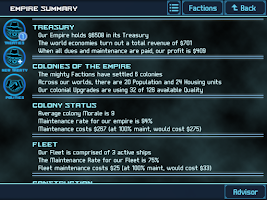 Screenshot of Star Traders 4X Empires Elite