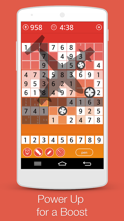 Sudoku Together - screenshot