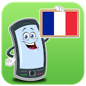 French apps and games icon