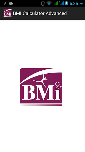 BMI Calculator-Advanced