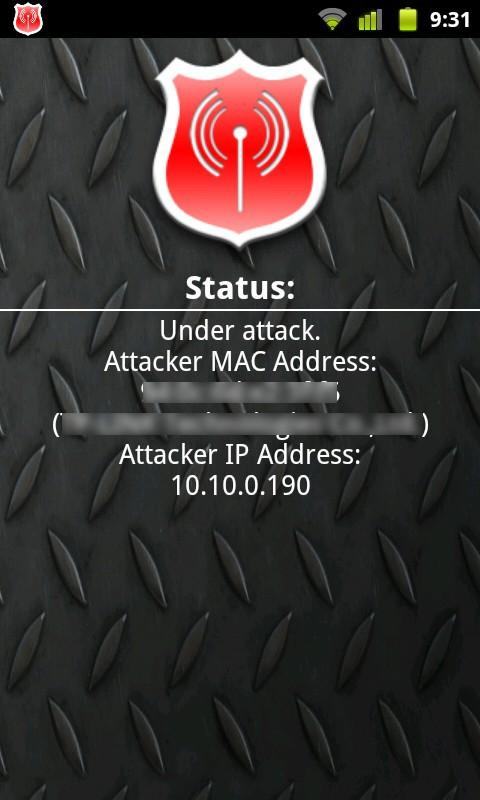 Wifi Protector - screenshot