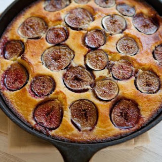 Fresh Fig Cornbread