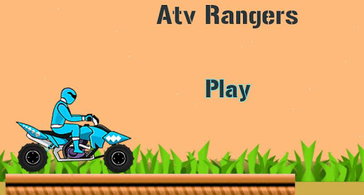 Blue Ranger Atv Game