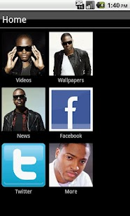 Taio Cruz Fan App - screenshot thumbnail