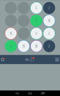 Fives - Match Twos and Threes! - screenshot thumbnail