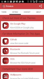 Roseus Icons Nova/Apex v1.0