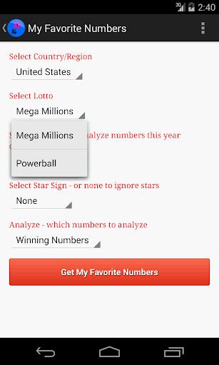 USA Powerball Analyzer