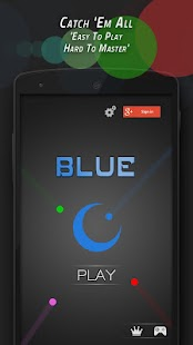 Blue Dots- screenshot thumbnail