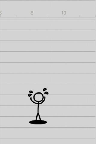StickMan LWallpaper [FL ver.] - screenshot