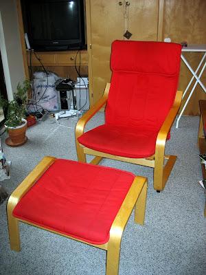 Wondrous Leaving Menlo Park Ikea Poang Chair Stool 60 Ibusinesslaw Wood Chair Design Ideas Ibusinesslaworg