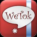 WeTok :: Random Chat icon