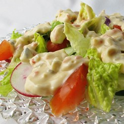 recipe: what salad goes with thousand island dressing [35]