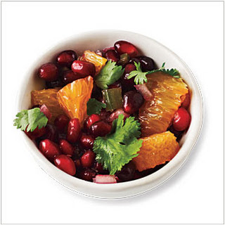 Pomegranate-Orange Salsa