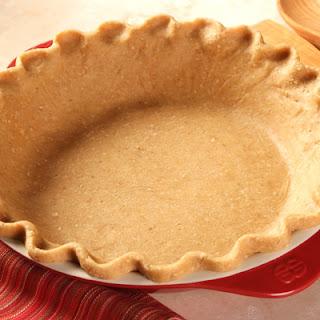 Whole-Grain Pie Crust Recipe