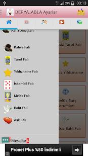 Derya Abla Ücretsiz Kahve Falı- screenshot thumbnail
