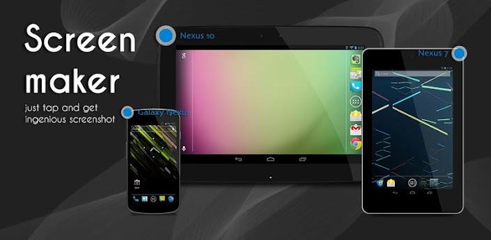 Screen maker – nice screenshot v1.5.16 APK