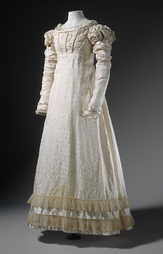 Young Woman's Dress
