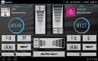 Screenshot of Music Mixer HD